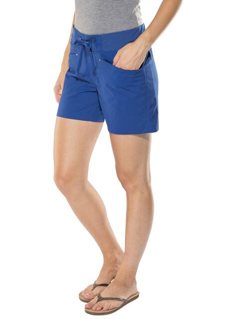 Royal Robbins Jammer - Shorts Femme - bleu